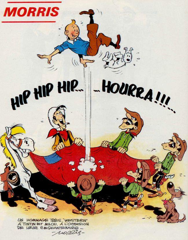 Les hommages entre les dessinateurs Hommag13