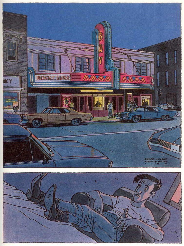 Les hommages entre les dessinateurs - Page 2 Hommag18