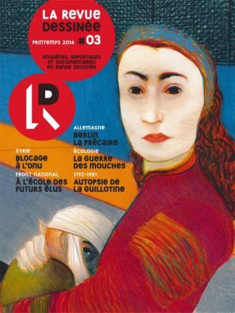 Reportages  journalisme et bande dessinée La-rev10
