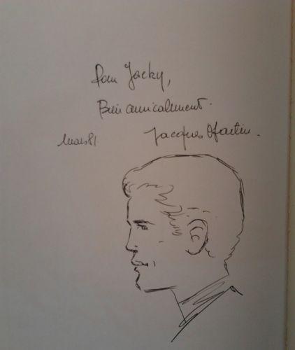 Dédicaces de Lefranc Lefran13