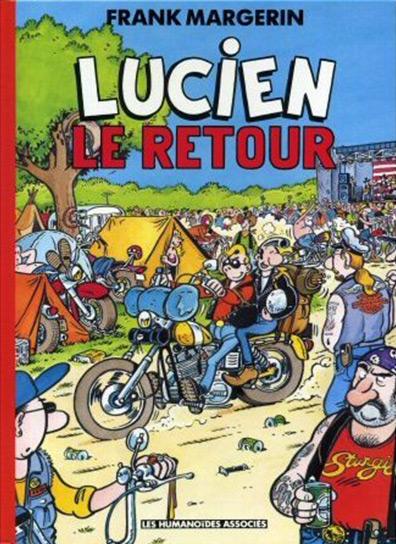 Frank Margerin  Lucien19
