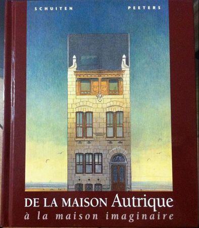 """Les """"livres perdus"""" de François Schuiten Maison10"""