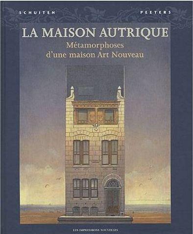 """Les """"livres perdus"""" de François Schuiten Maison16"""