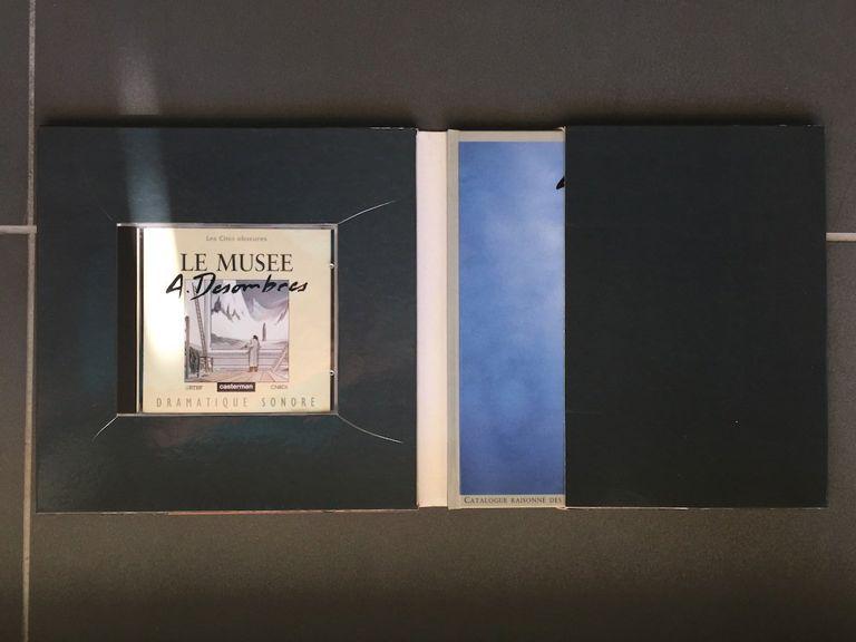 """Les """"livres perdus"""" de François Schuiten Musye-11"""