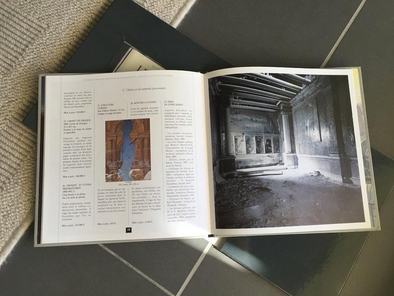 """Les """"livres perdus"""" de François Schuiten Musye-12"""