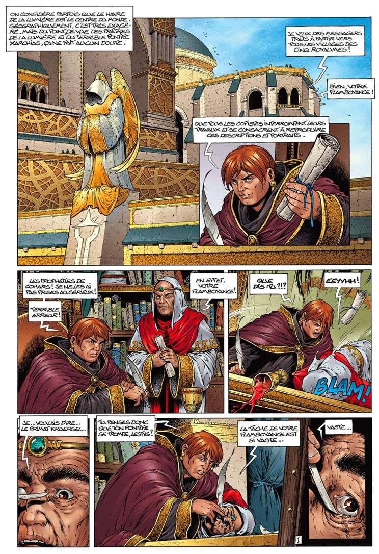 La BD et l'heroic fantasy Opale-10