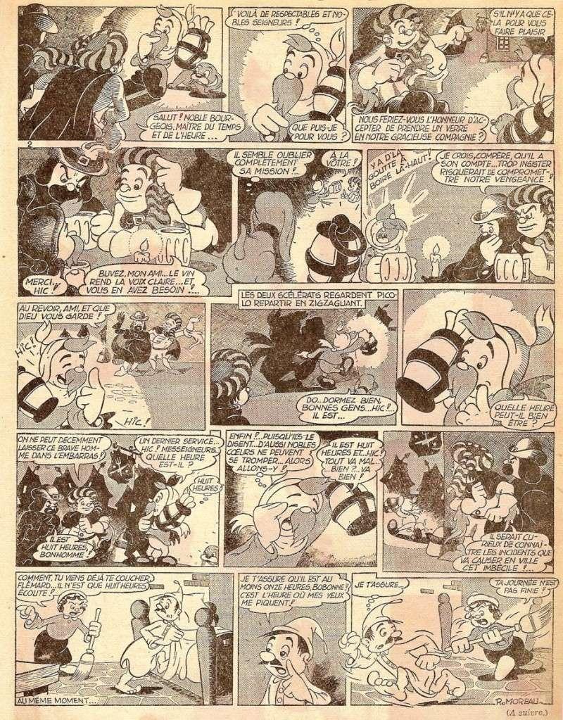 Robert Moreau et Dicky le fantastic - Page 4 P210