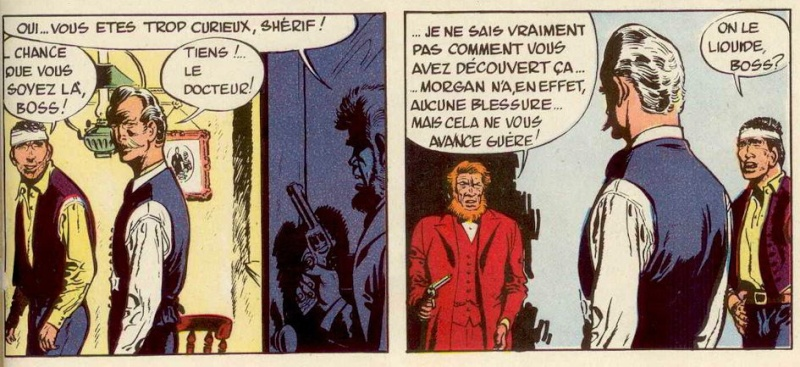 Pleins feux sur Edgar Pierre JACOBS et Blake et Mortimer (2ème partie en cours) - Page 3 Passe_10