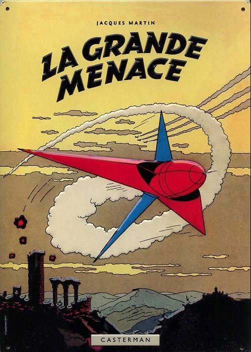 """Lefranc et produits """"para-BD"""" - Page 7 Plaque10"""