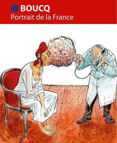 Francois Boucq, un style oscillant entre réalisme cru et humour absurde - Page 3 Portra12