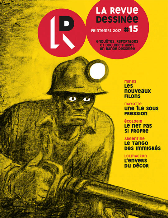 Reportages  journalisme et bande dessinée - Page 3 Revue-10