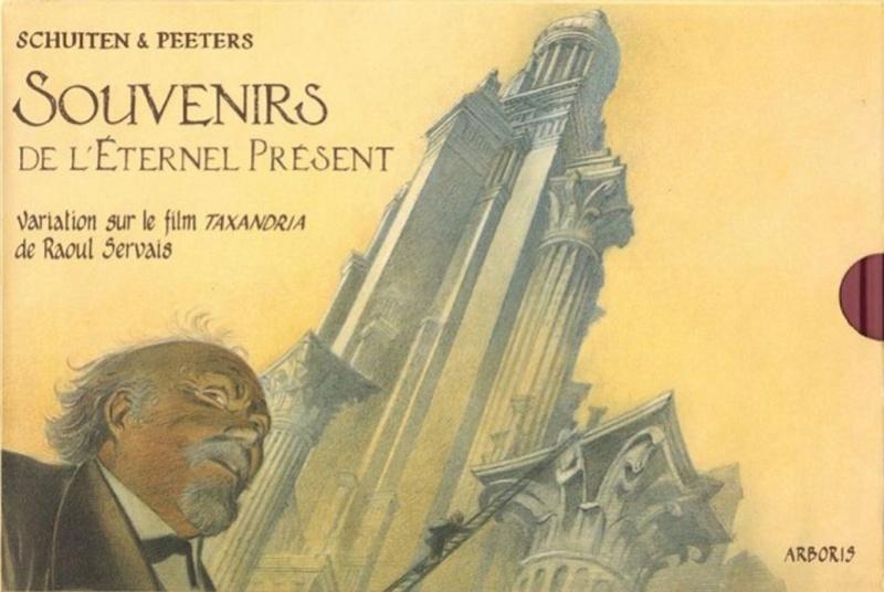 """Les """"livres perdus"""" de François Schuiten Souven11"""