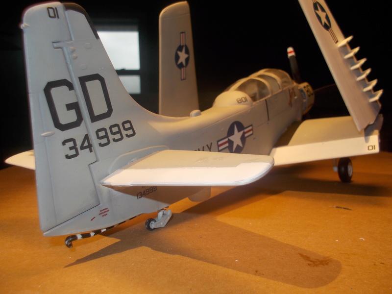 Skyrider AD-5 escala 1/48 Dscn3113