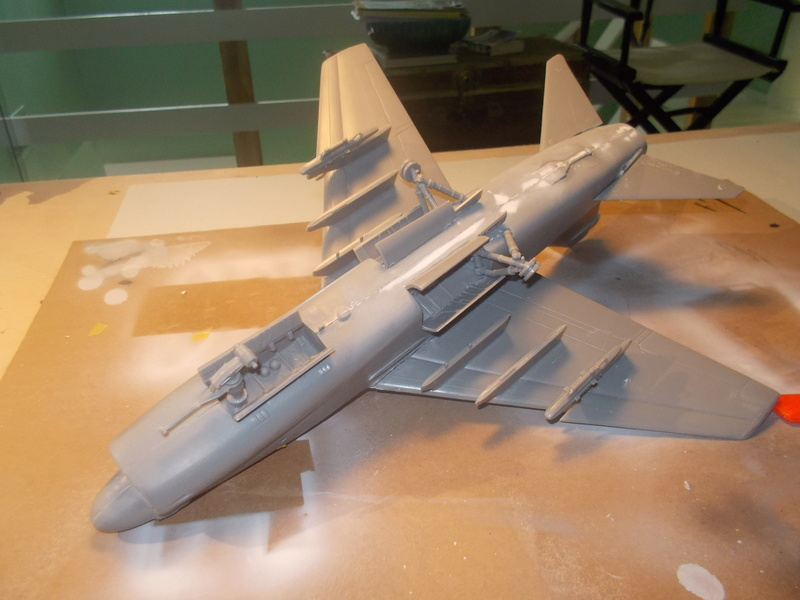 A-7A Corsair II escala 1/48 Dscn3117