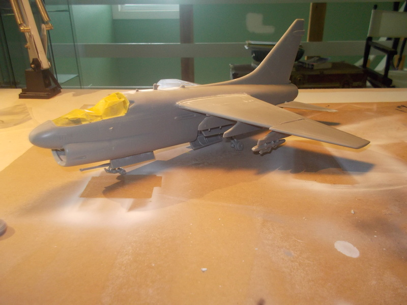 A-7A Corsair II escala 1/48 Dscn3118