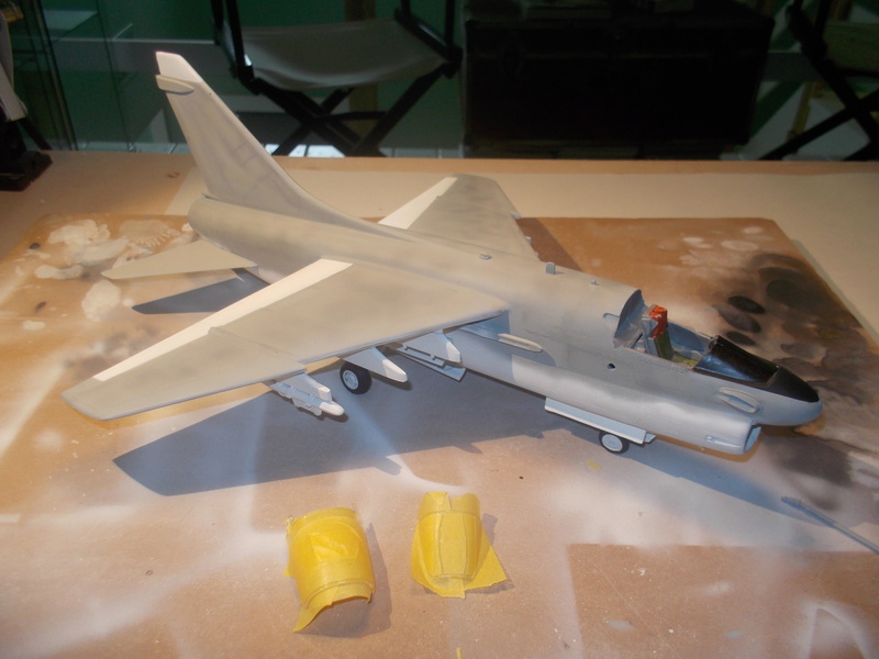 A-7A Corsair II escala 1/48 Dscn3122