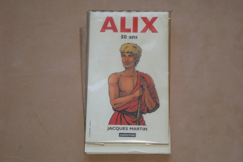 Alix en para-bd( figurines, affiches, pubs etc...) 03610