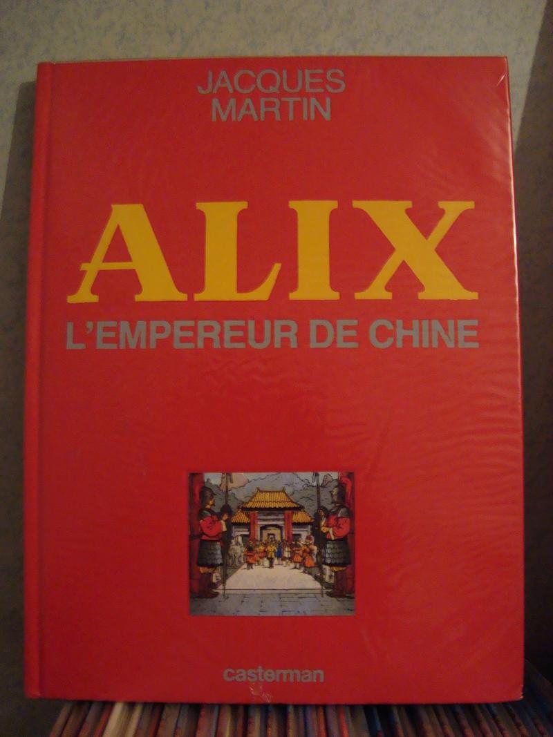 collection des differentes editions d'alix Dsc00015