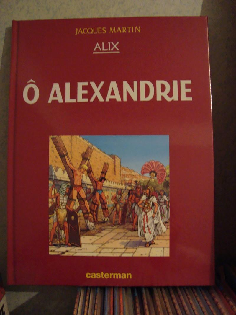 collection des differentes editions d'alix Dsc00017