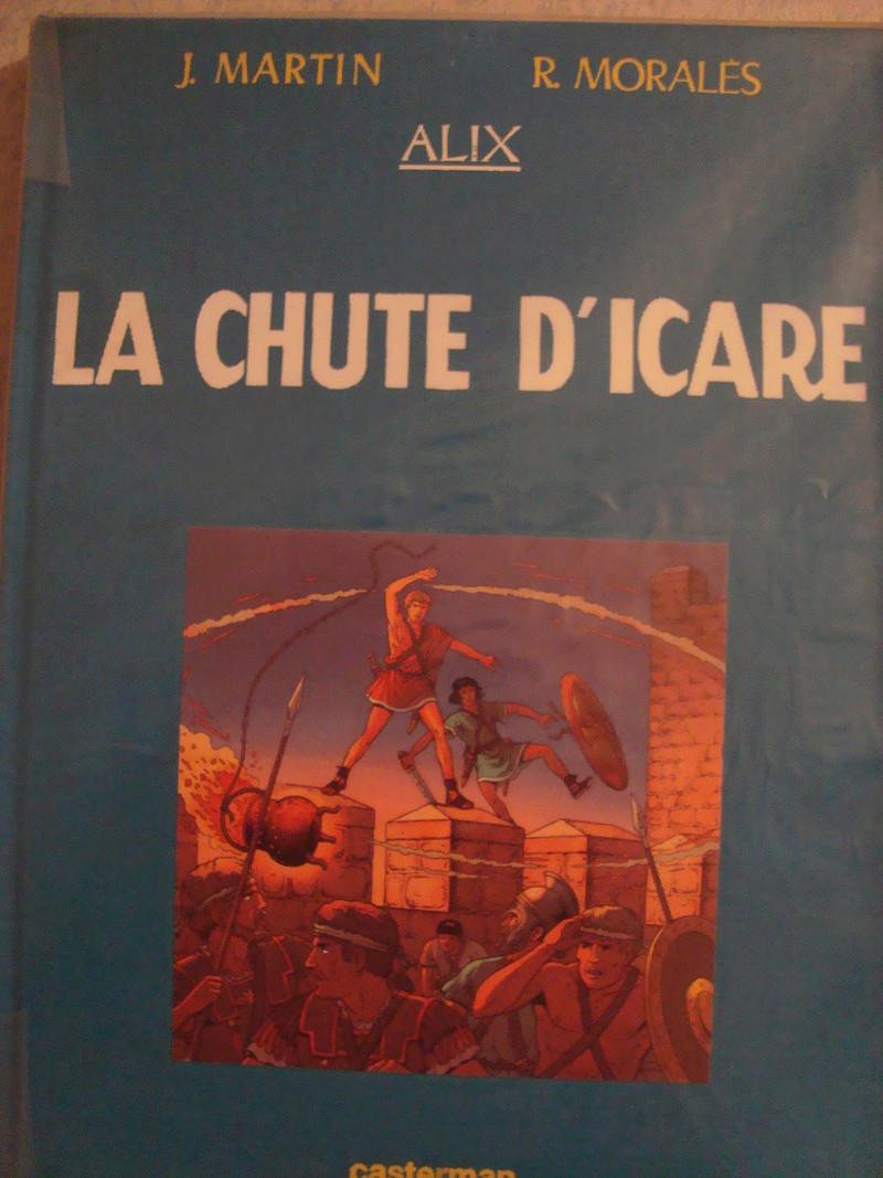 collection des differentes editions d'alix Dsc00018