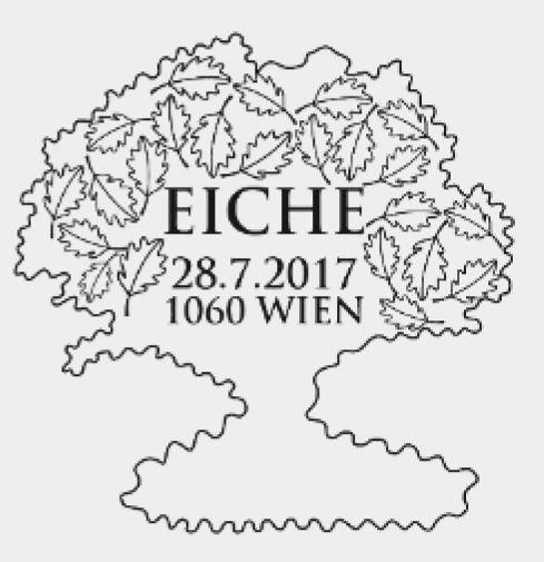 "Holz - Sondermarkenblock ""Eiche"" 0728_e12"