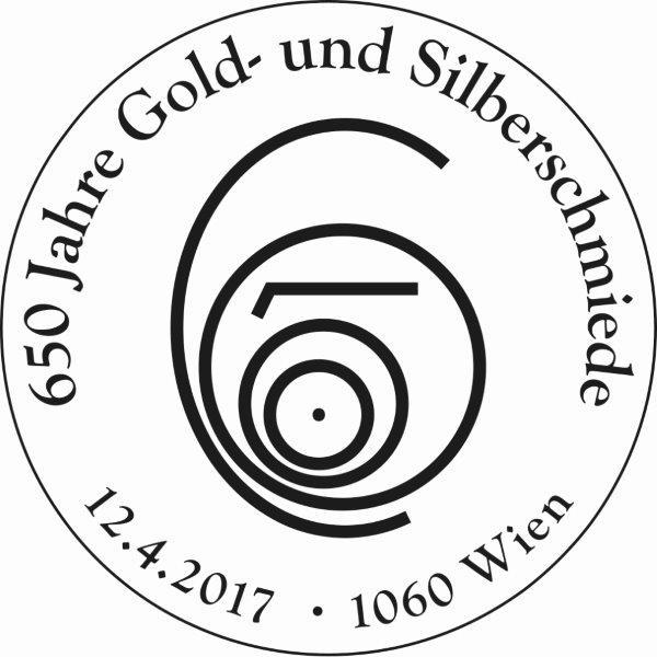 """Sondermarke """"650 Jahre Gold - und Silberschmiede""""  17041210"""