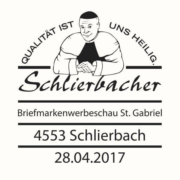 """Sondermarke """"Schlierbacher Käse"""" 17042810"""
