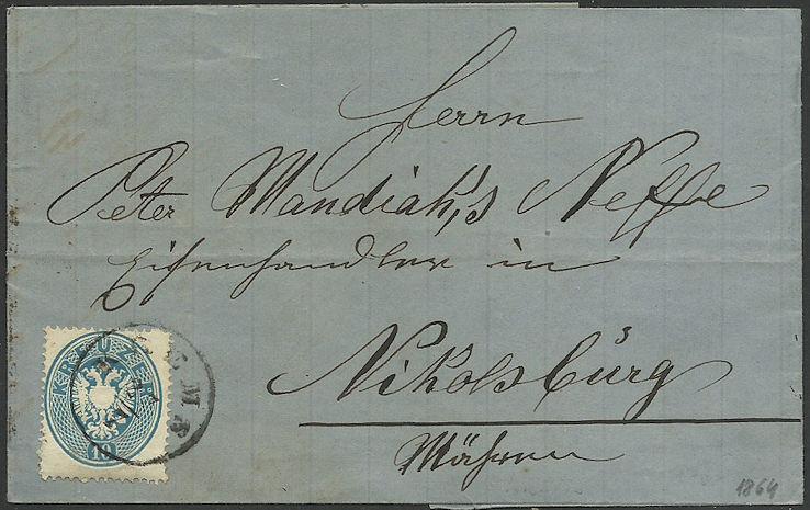 Die Freimarken-Ausgabe  1863 1864_a10