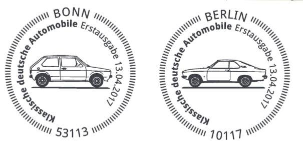 Neuausgaben 2017 - Deutschland Automo10