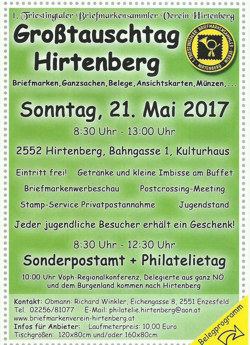 Großtauschtag Hirtenberg, 21. Mai 2017 Hirten11