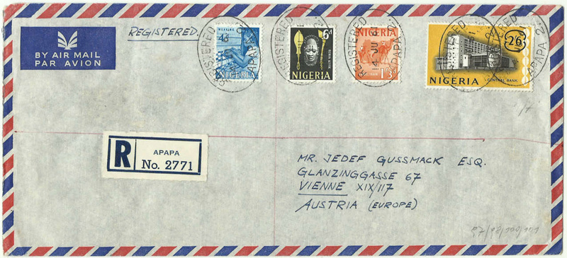 nach - Flugpost nach Österreich - Seite 2 Luftpo10