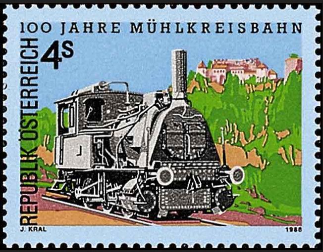 Eisenbahn Myhlkr10