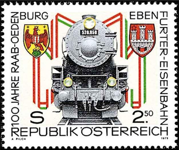 Eisenbahn Raab10