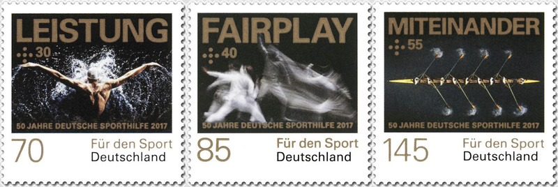 Neuausgaben 2017 - Deutschland Sprt10