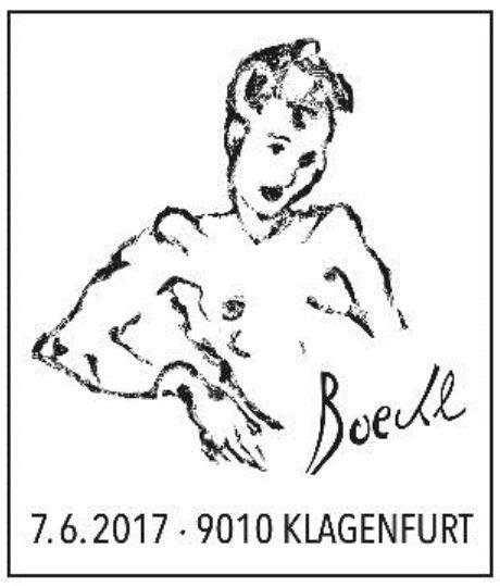 "Sondermarke ""Herbert Boeckl"" Serie ""Moderne Kunst in Österreich"" Stempe18"