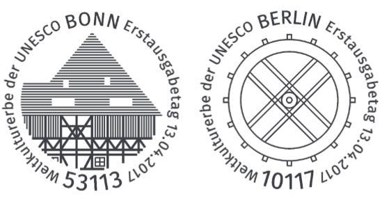 Neuausgaben 2017 - Deutschland Unesco12