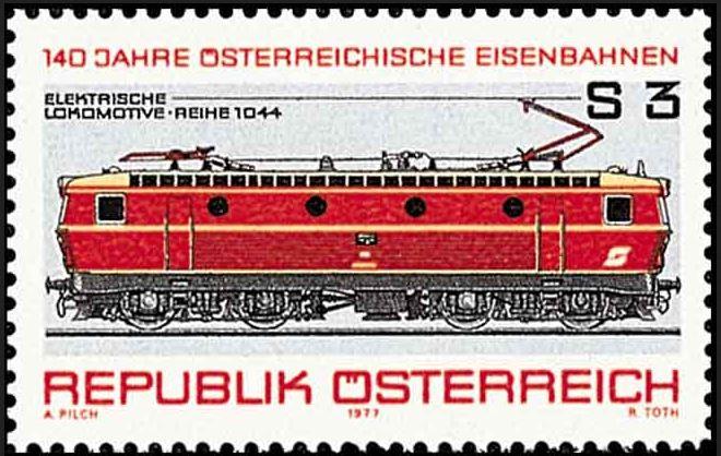 Eisenbahn Yuster12