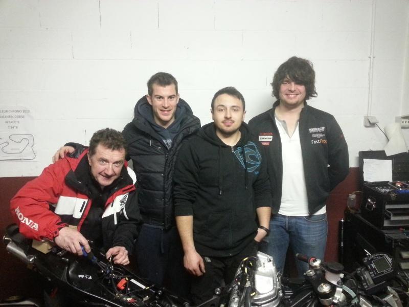 [Pit-Laner en course] Valentin Debise (Moto America SSP) 20140310