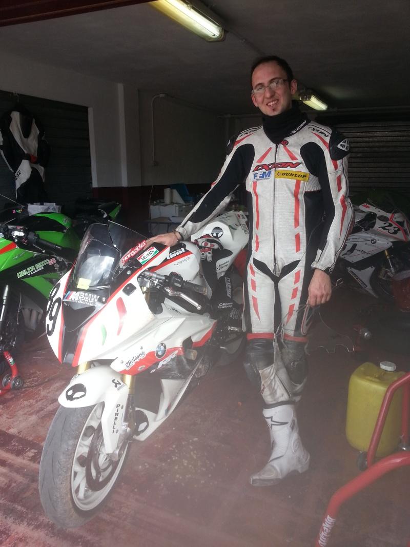 [Pit-Laner en course] Valentin Debise (Moto America SSP) 20140312