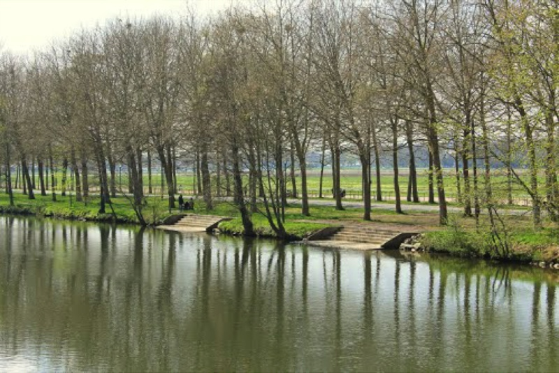 Balade sur l'Orne au sud de Caen Lavoir10