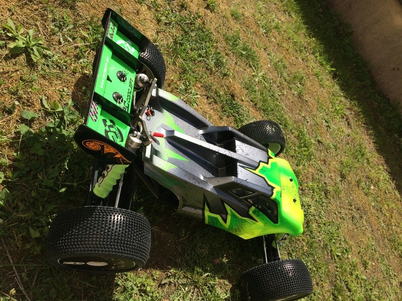 Losi eightT 3.0 brushless  Img_0712