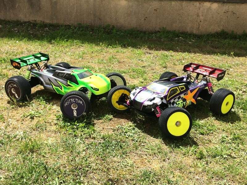 Losi eightT 3.0 brushless  Img_0713