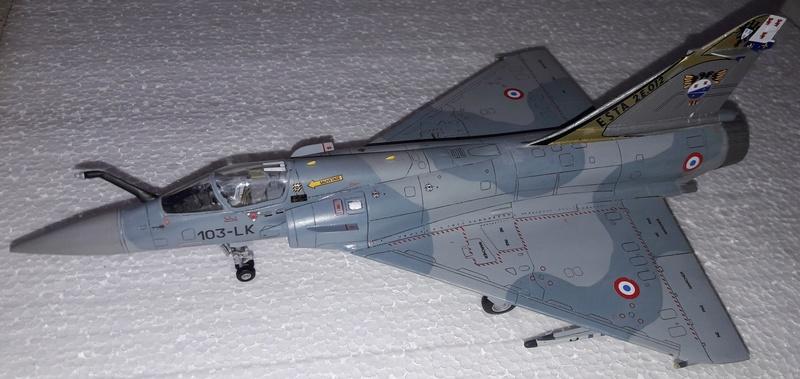 Mirage 2000C n°85 , 88 et 103 dissolution 1/12 Mars 2012 Mirage25