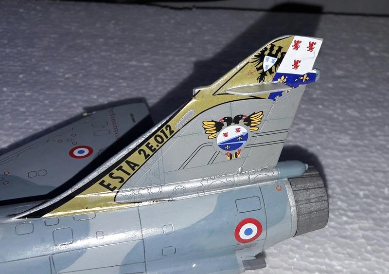 Mirage 2000C n°85 , 88 et 103 dissolution 1/12 Mars 2012 Mirage26