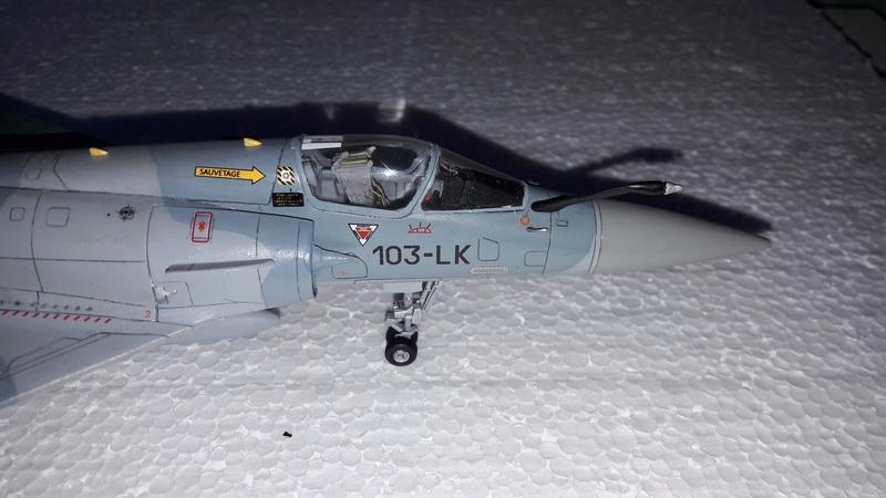 Mirage 2000C n°85 , 88 et 103 dissolution 1/12 Mars 2012 Mirage27