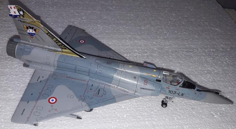 Mirage 2000C n°85 , 88 et 103 dissolution 1/12 Mars 2012 Mirage30