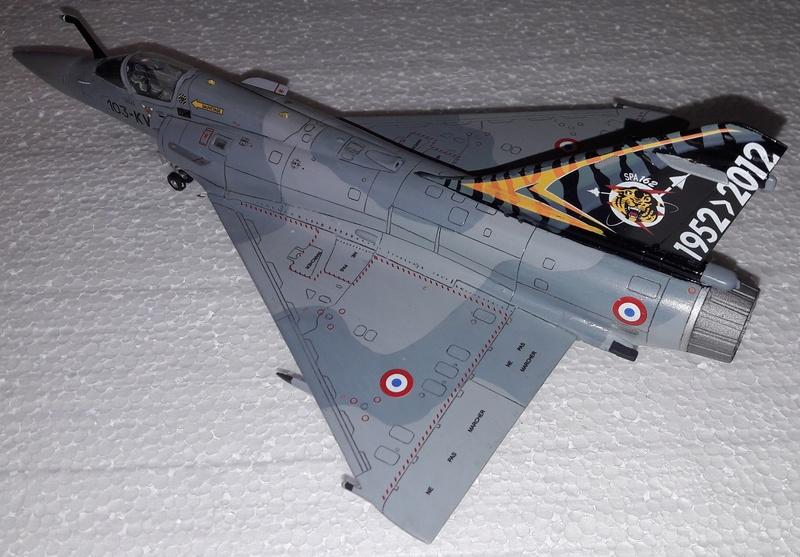 Mirage 2000C n°85 , 88 et 103 dissolution 1/12 Mars 2012 Mirage33