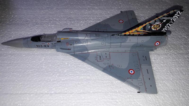 Mirage 2000C n°85 , 88 et 103 dissolution 1/12 Mars 2012 Mirage34