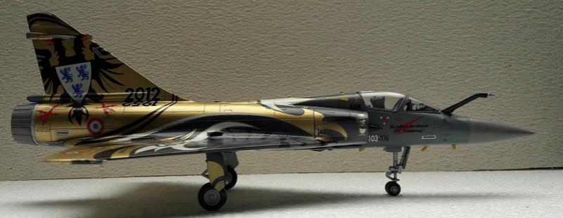 Mirage 2000C n°85 , 88 et 103 dissolution 1/12 Mars 2012 Mirage49