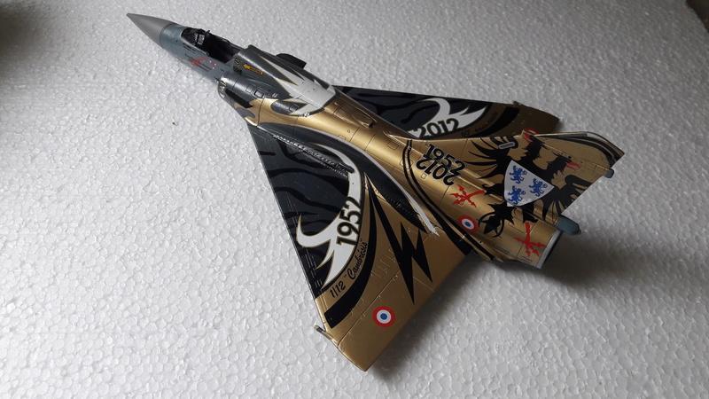 Mirage 2000C n°85 , 88 et 103 dissolution 1/12 Mars 2012 Mirage52